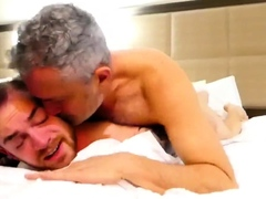 cock-milking-with-gay-muscled-cop-daddies-fucking
