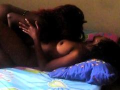 Black amateur lesbians homemade sex tape