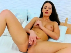 hot-russian-babe-fingering-her-pussy-on-cam