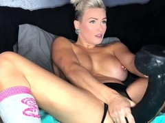 fisting-his-hot-wifes-ass-till-she-squirts