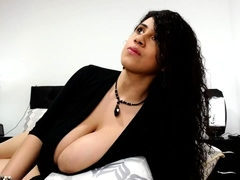 pierced-nipples-toying-her-pussy