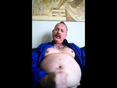 moustached Bellybear