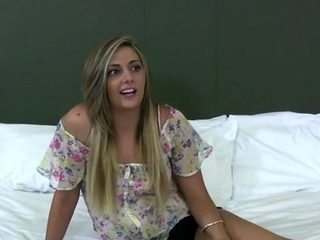 Lusty blonde sweetie Brooke Shield adores erected sausage