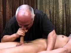 Zane Reynolds Massaged