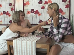 mature-couple-seduce-sons-gf-into-threesome