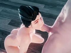 Video Games Babes Sucking a Big Cock - Hentai Collection