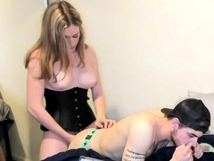 Kinky Heshe Blowjob and Bareback on Webcam