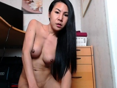 Solo webcam tranny masturbation