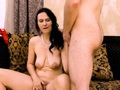 MATURE4K. Mature must fool around with stepson who knows