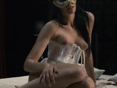 LETSDOEIT - Office chick experiences sensual fantasy fuck
