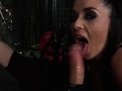 Kaia Kane Flogging And Strapon Fucking BDSM Play