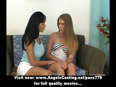 lesbian-latina-milf-and-hitchhiker-undressing-and-licking