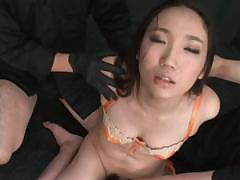 Extreme Asian Bondage Creampie And Facial